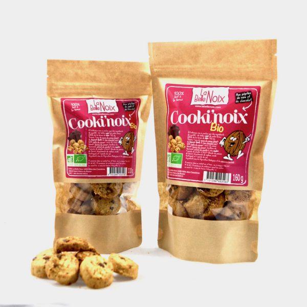 Cooki'noix bio