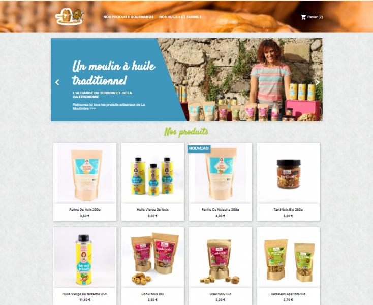 Nouveau : visitez notre belle boutique en ligne
