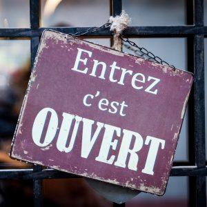 Réouverture du Moulin et de la boutique en ligne !