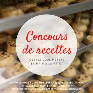 Concours de recettes