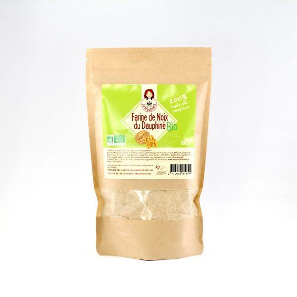 Farine de noix bio